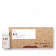 Лосьон против выпадения волос 12*10 млl K05