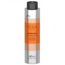 HYDROGLOSS Жидкий гель для текстурирования волос с сильной моделируемой фиксацией.